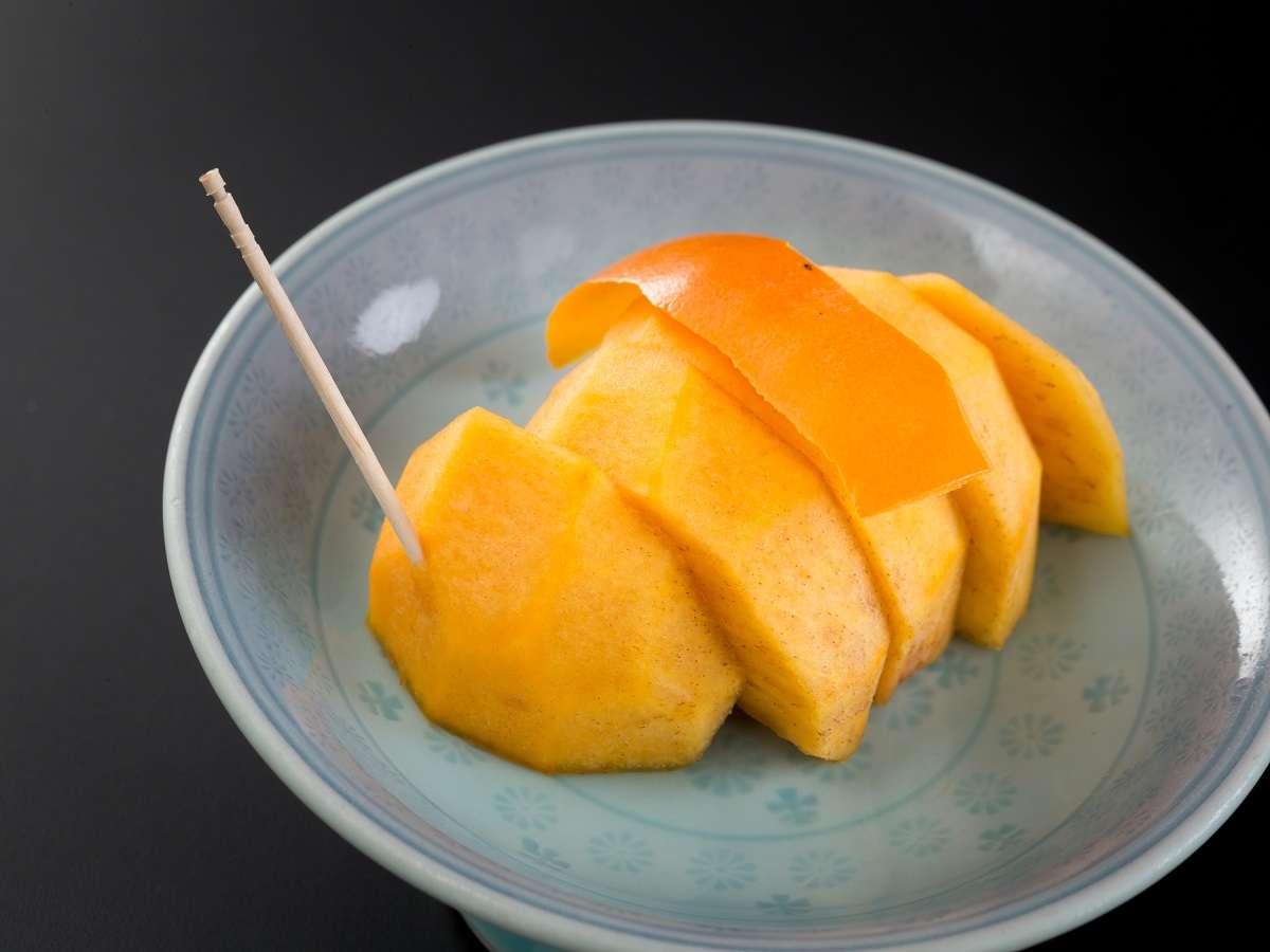 季節のデザート果物