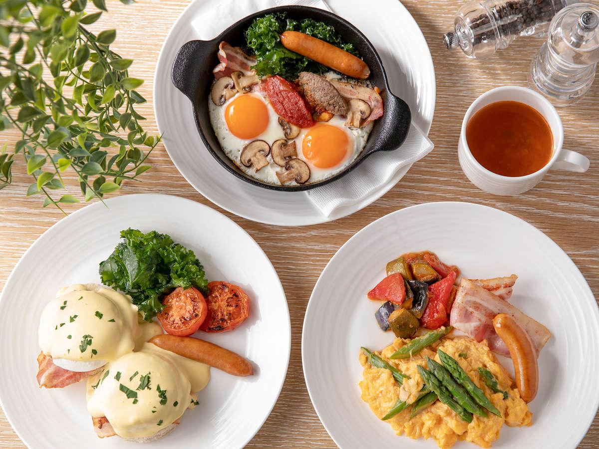 <レストラン>料理イメージ(シグネチャーブレックファストセット)