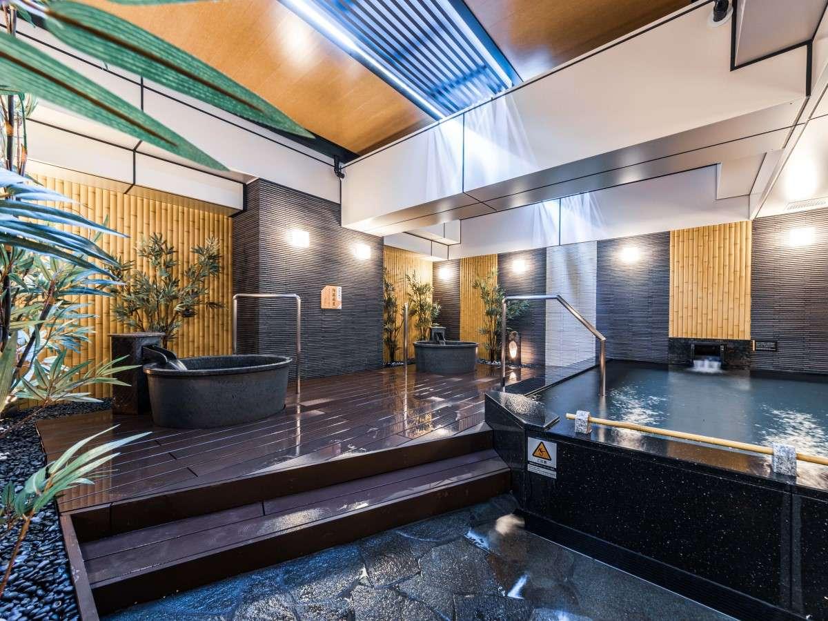 大浴殿「玄要の湯」宿泊者専用無料