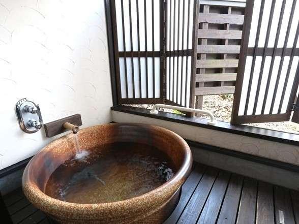 和風風呂付客室