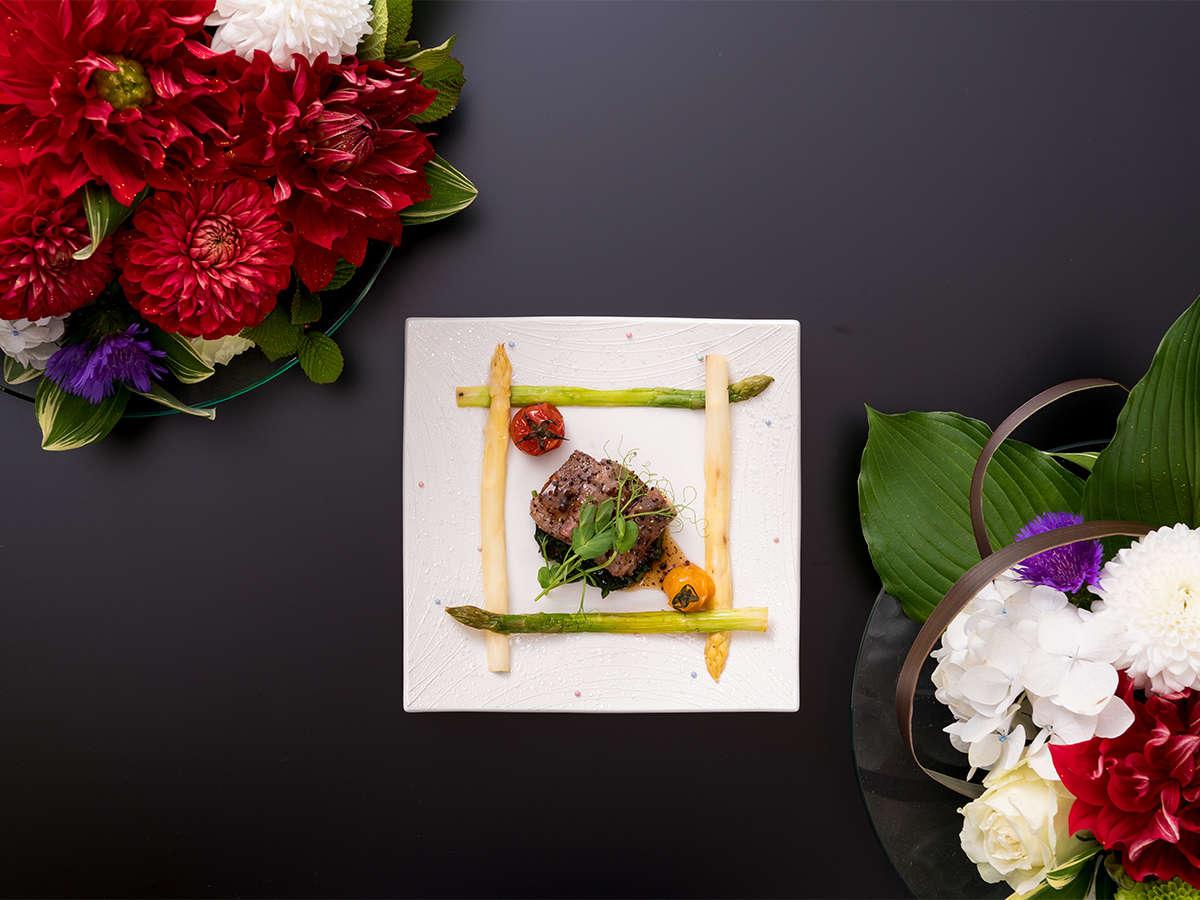 ■プレミアム会席■料理長がこだわりを重ねた料理の数々をお愉しみください。※写真はイメージです
