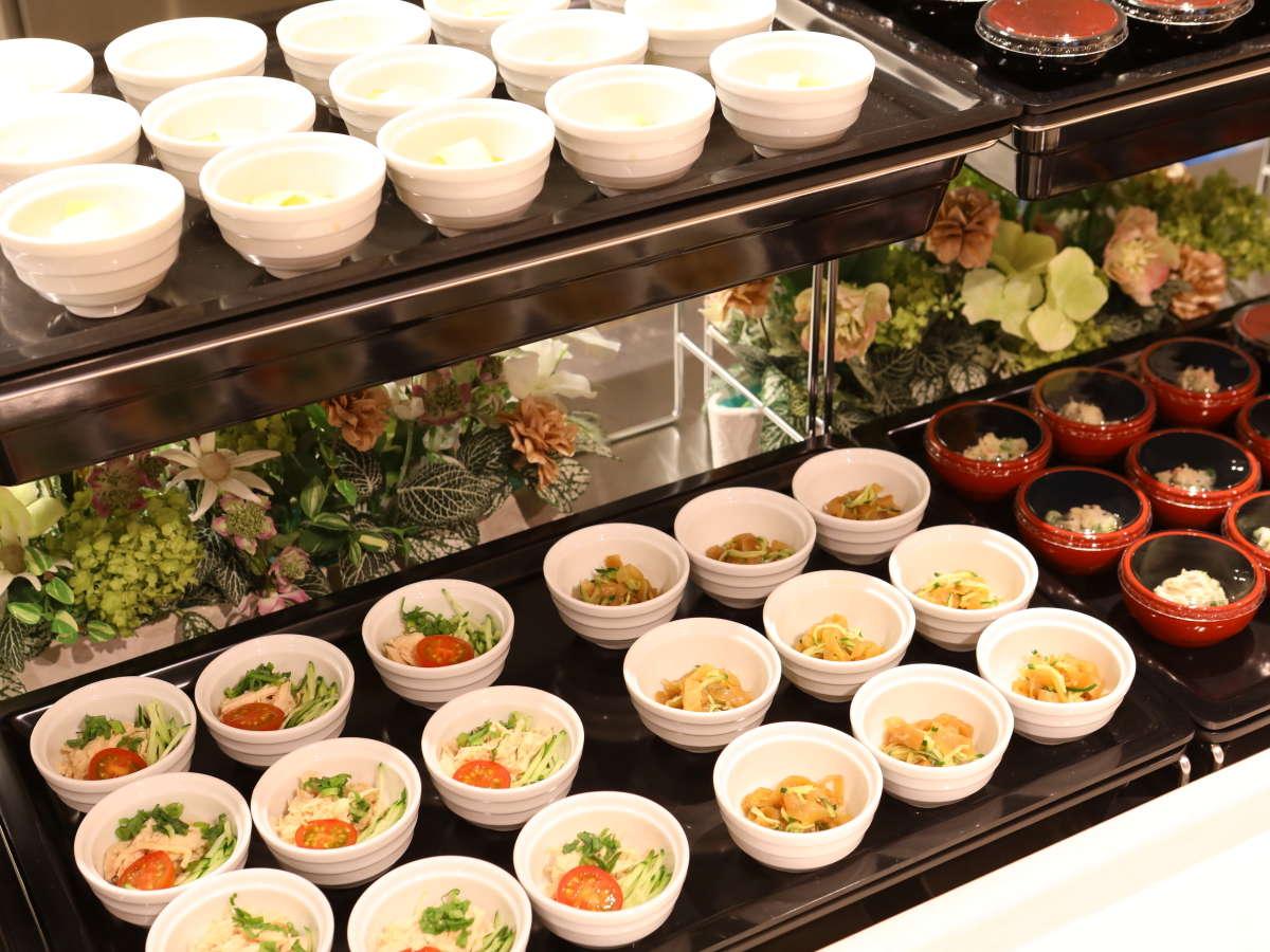 【朝食】◆小鉢各種◆