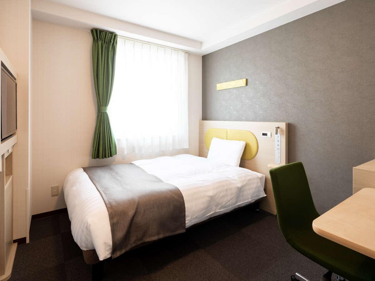 ◆ダブルスタンダード◆15~17平米◆ベッド幅140cm×1台◆