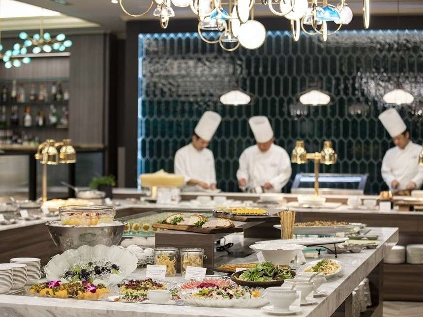Buffet&Dining「ルミエール」ブッフェ(イメージ)