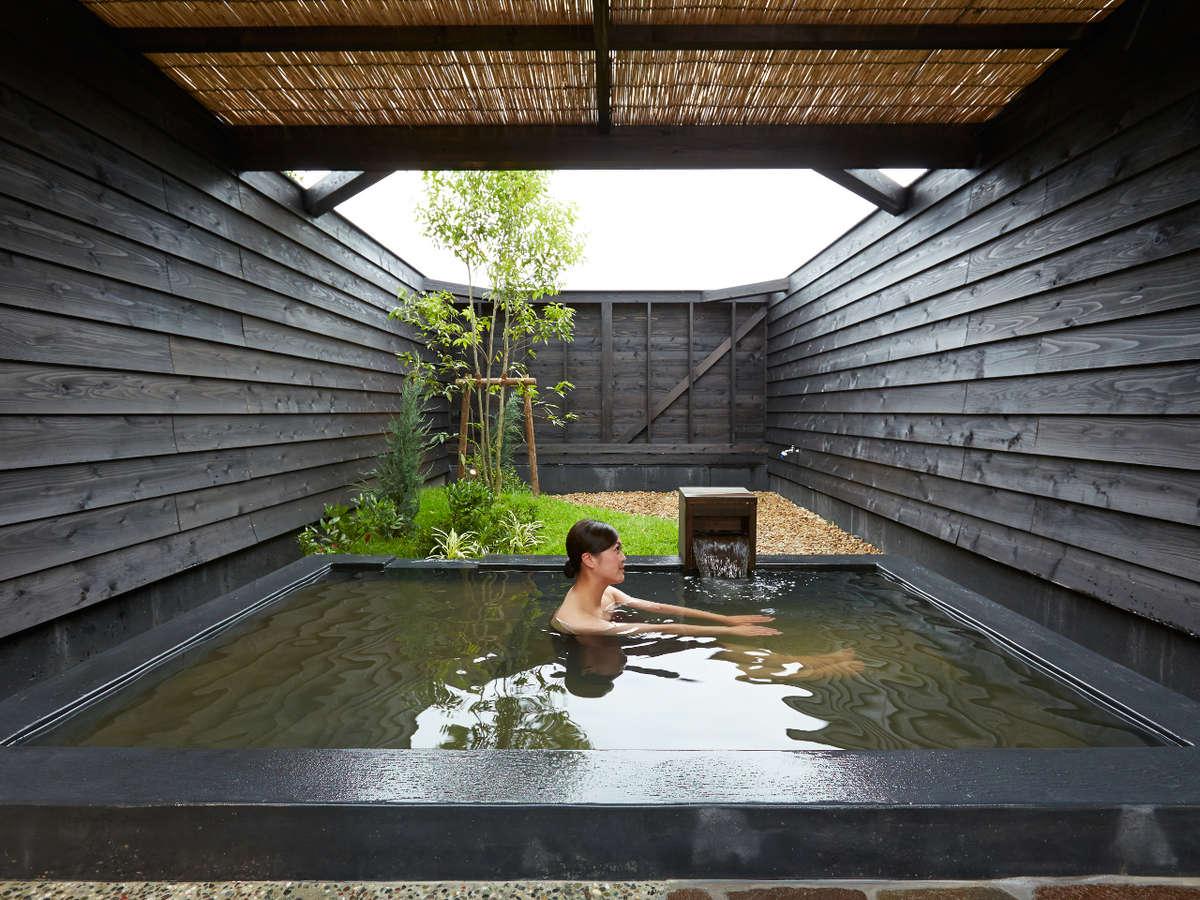 ★伊王島「Ark Land Spa」 家族風呂:露天風呂、休憩スペース・サウナ完備!
