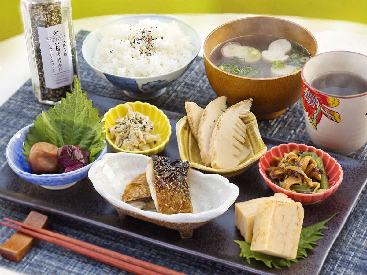 当館の朝食は、「和食」「洋食」どちらかお選びいただけます!!気分にあわせて選べる幸せ♪