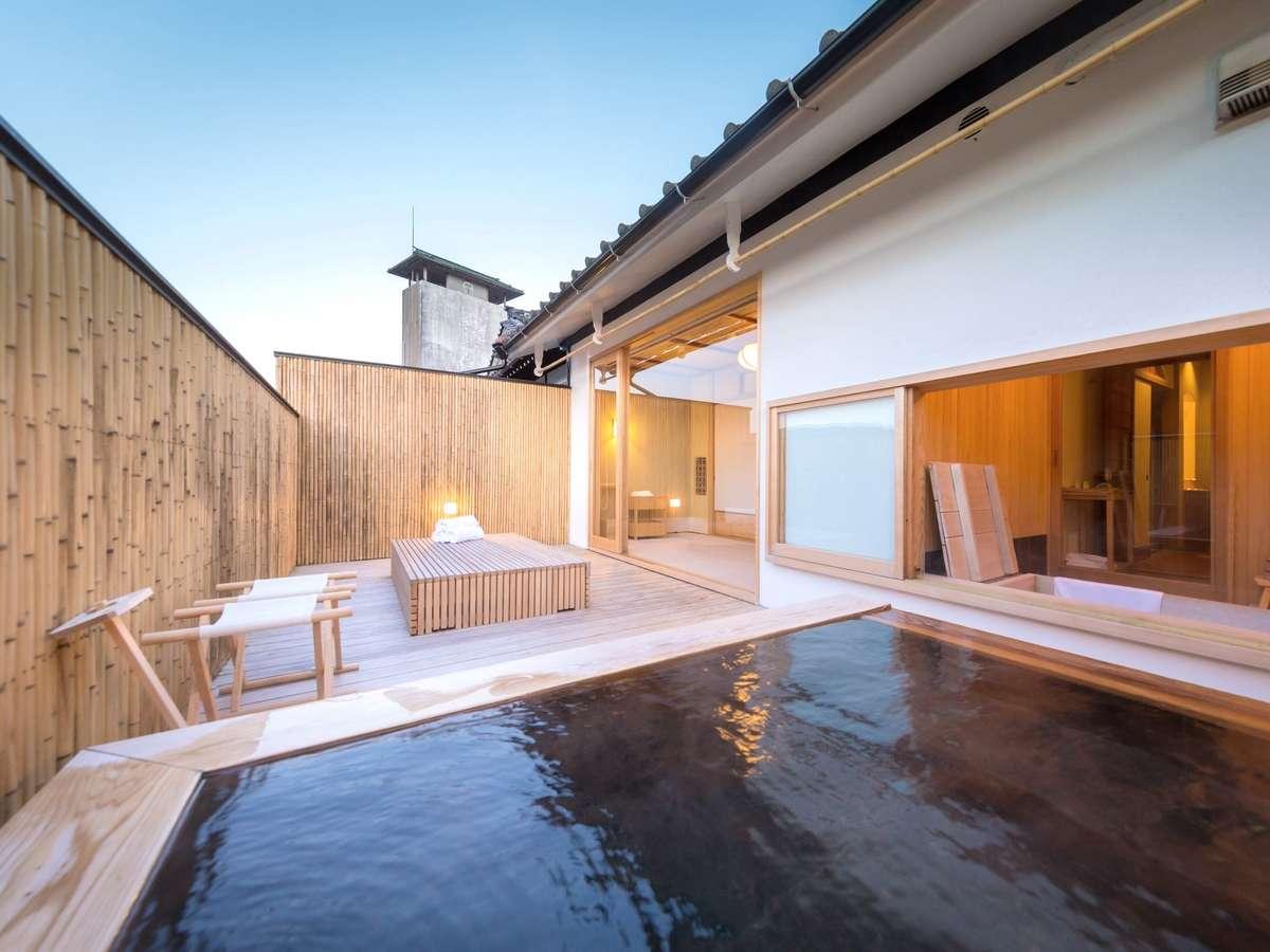 【みやび館】露天風呂付き客室