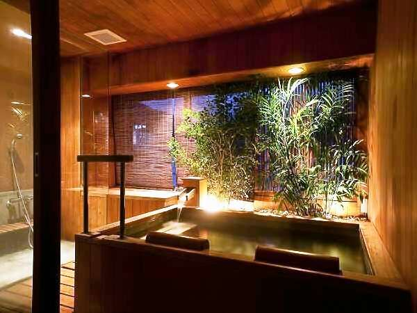 匠が造ったデザイナーズ貸切風呂『福舟』