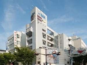 外観 JR三原駅正面で大変便利な立地です。