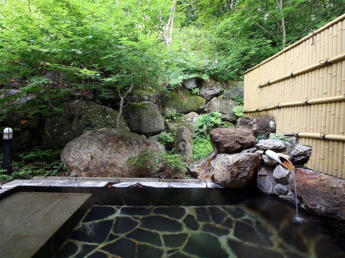 緑豊かな湯西川の自然を堪能しながらゆっくりとお楽しみ下さい