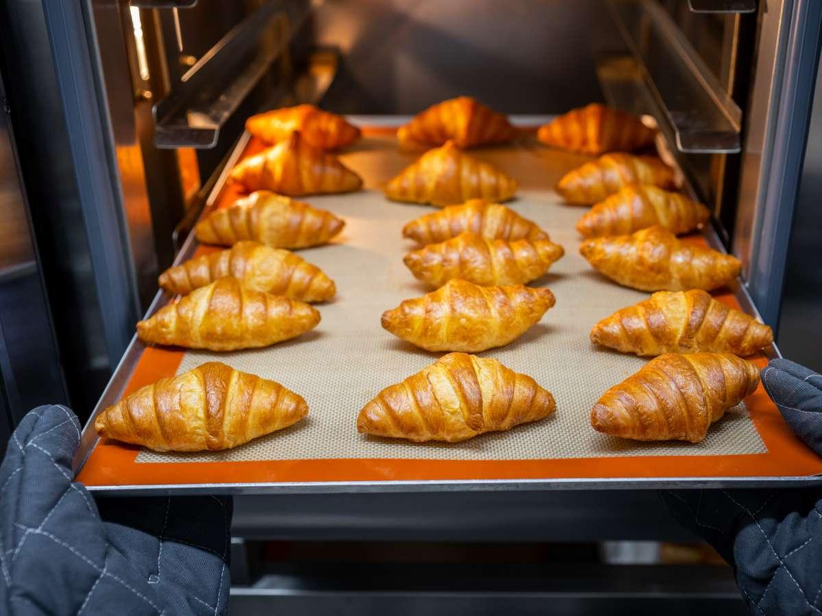 毎朝焼き立て♪パン~クロワッサン~