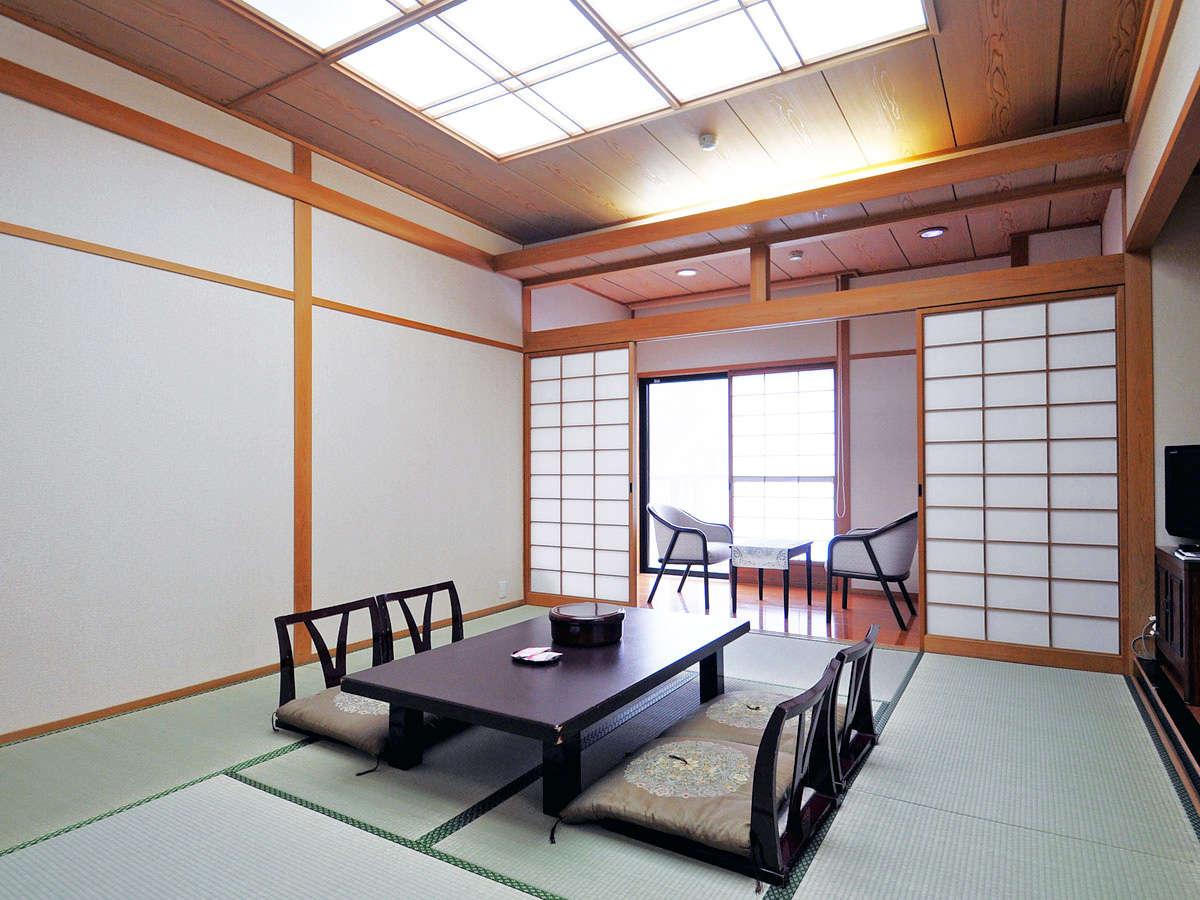 【客室】特別和室12畳