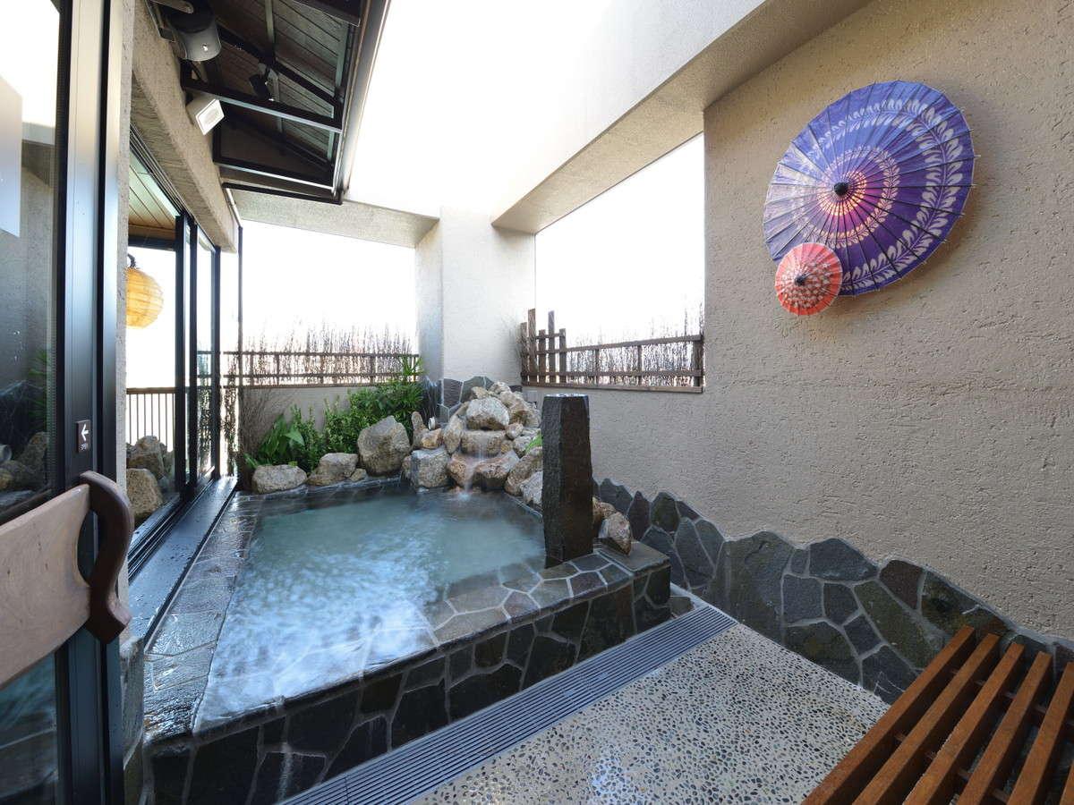 ◆男性大浴場 露天風呂