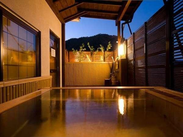 ■貸切風呂■人気№1の貸切展望檜風呂☆2012年10月新装オープン♪