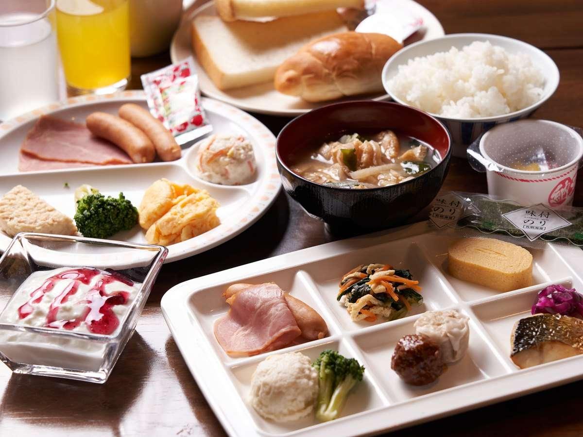 朝食|新型コロナウイルス感染防止のため、個別に用意しております。