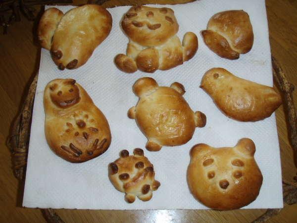 私だけのかわいくて美味しいパンたち
