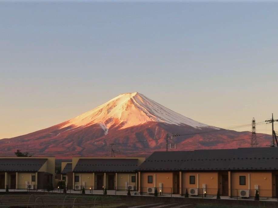 富士山と夢富士