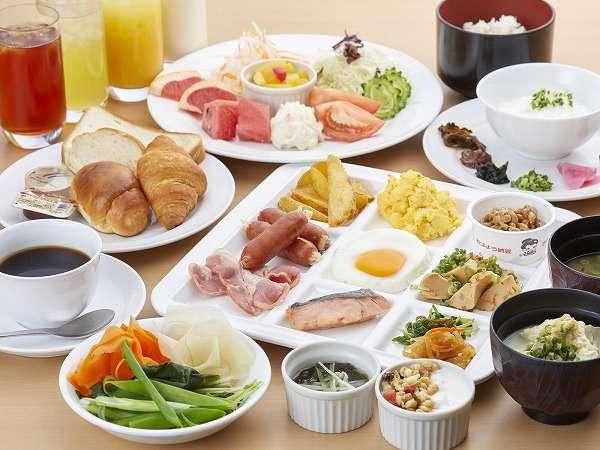 「ティーダダイニング 心彩身」ご朝食イメージ