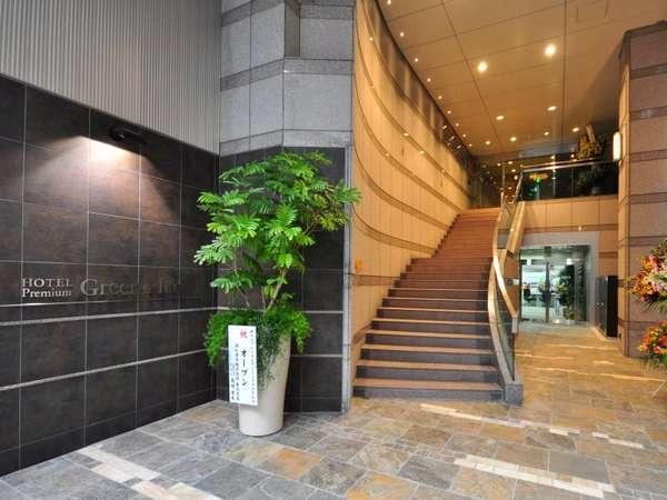 施設外観(仙台駅西口より徒歩5分程、クリスロード商店街の中!)
