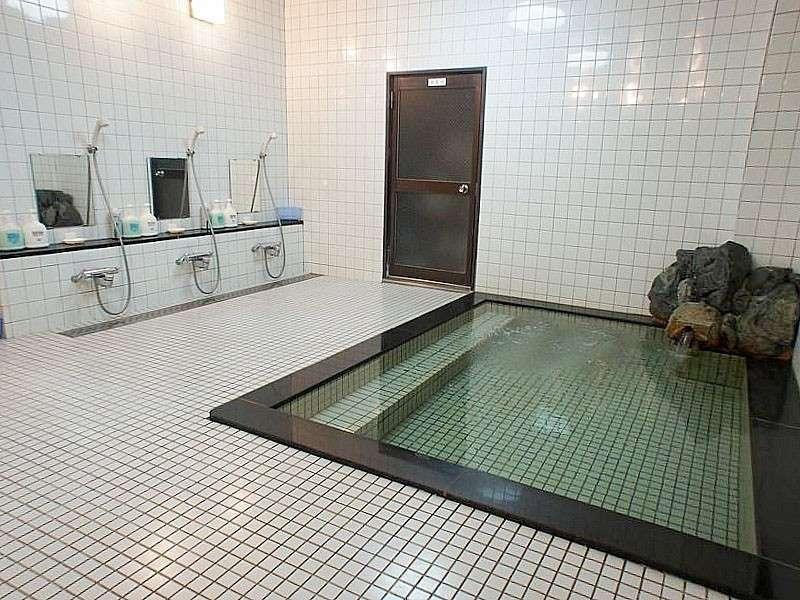 【1階大浴場】男性専用となっております。