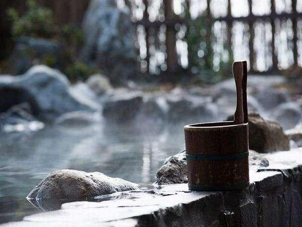 ■半露天風呂■