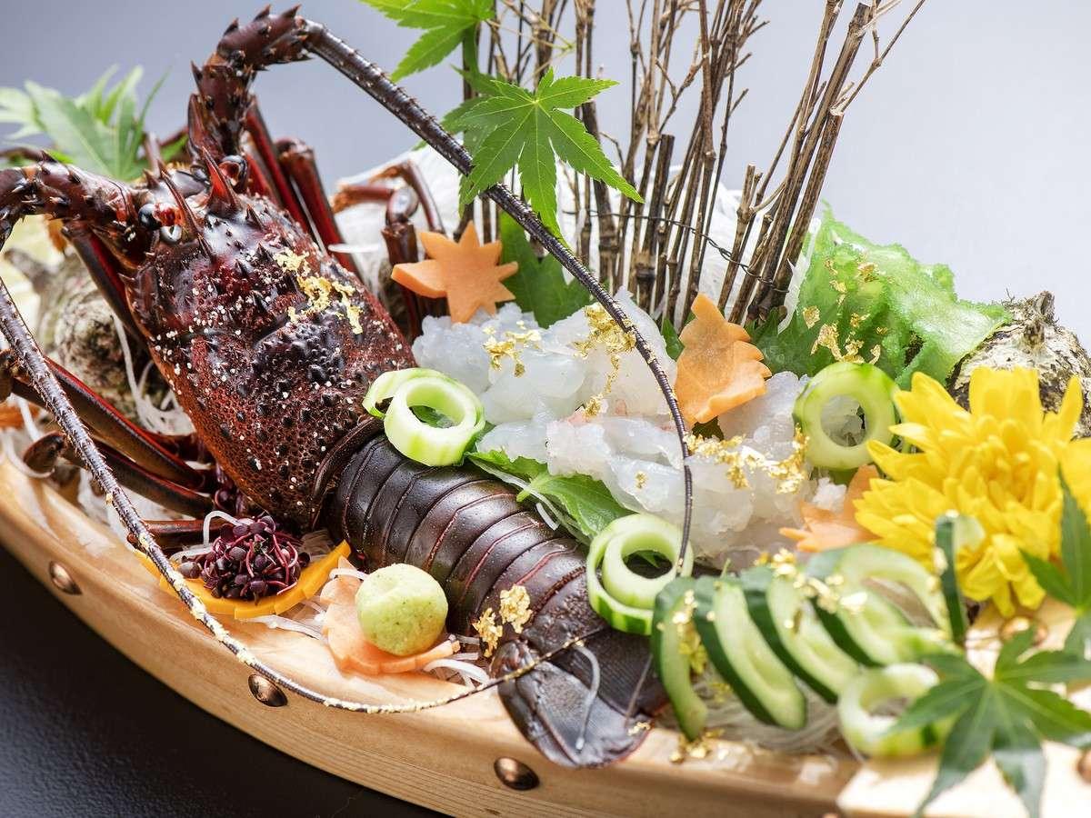 【別注料理】伊勢海老の御造り(250g)※3日前までの要事前予約