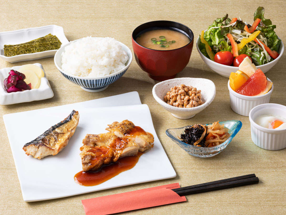 和朝食セット※イメージ