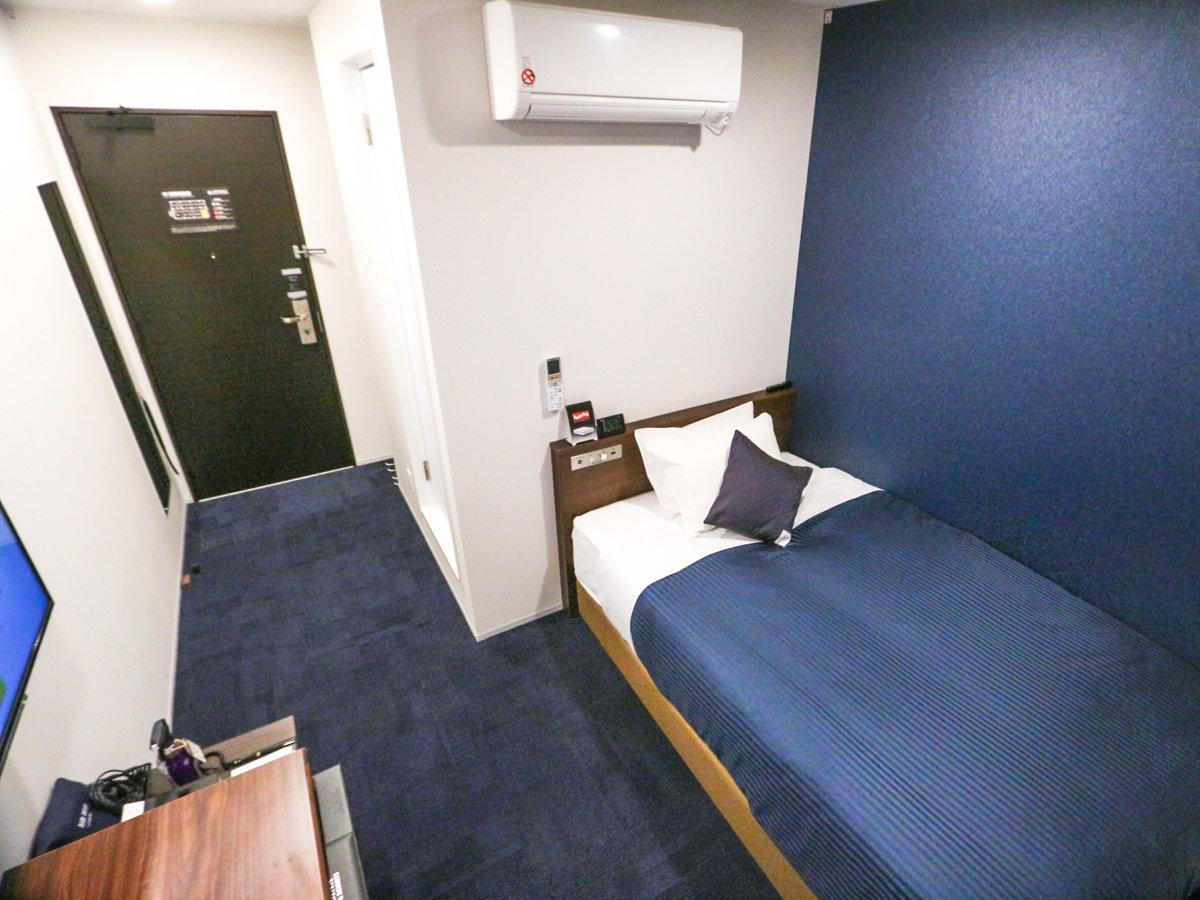 ◆シングル◆全室スランバーランドベッドを完備しております。
