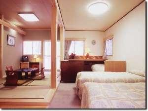 和洋室のお部屋