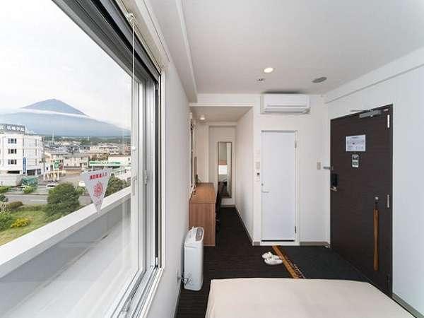 富士山ビューのプランのお部屋もございます。(室数限定)
