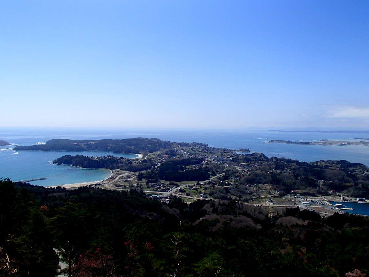 【大島を楽しむ】当館より車で15分。亀山は星の観賞スポットとして有名