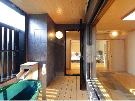 露天風呂付特別和洋室