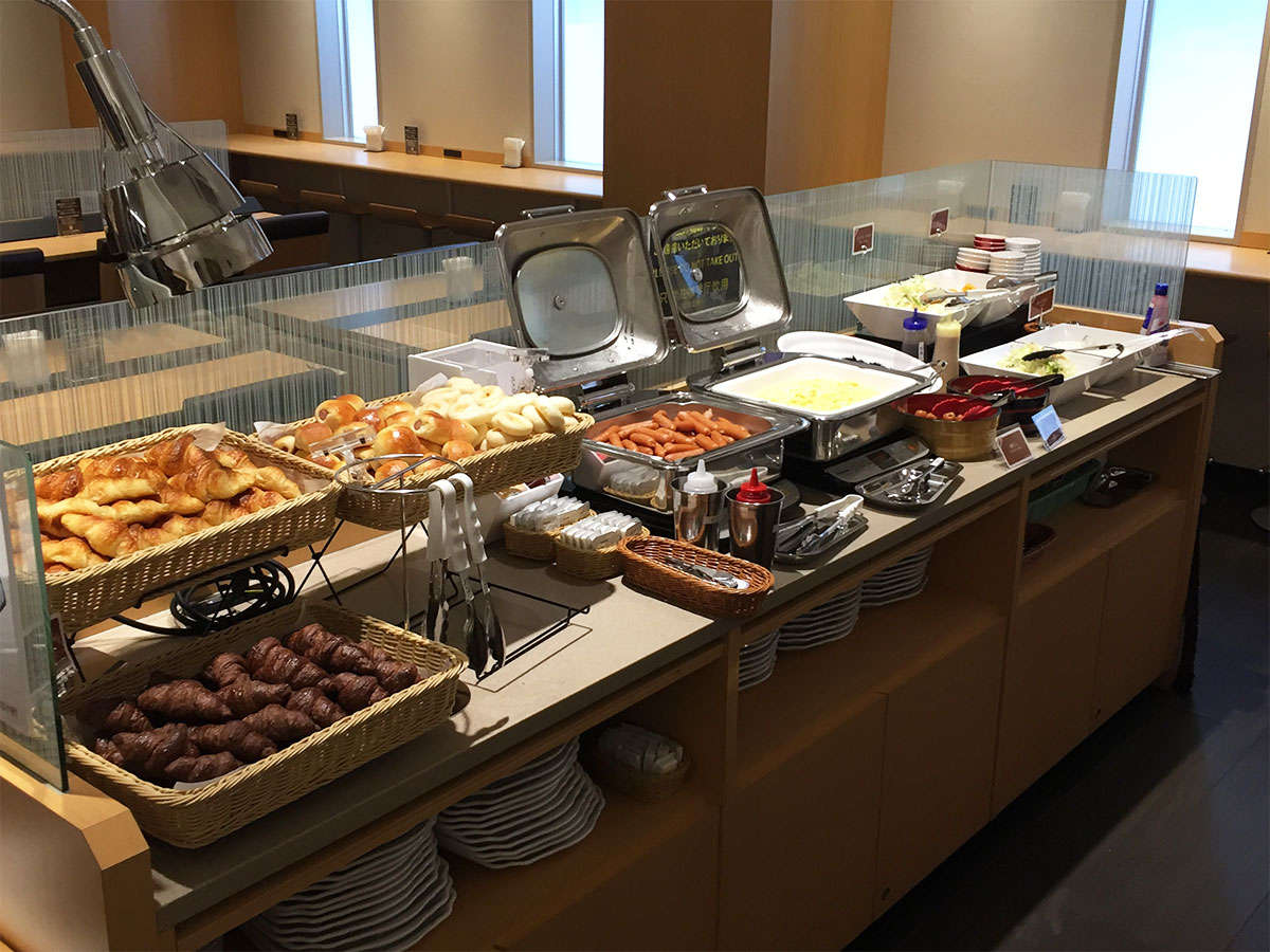 和・洋、ともに揃った朝食をお楽しみください。宿泊者様「全員」無料朝食付きです。