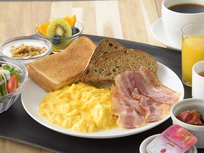 選べる朝食セット①クラシックスタイル