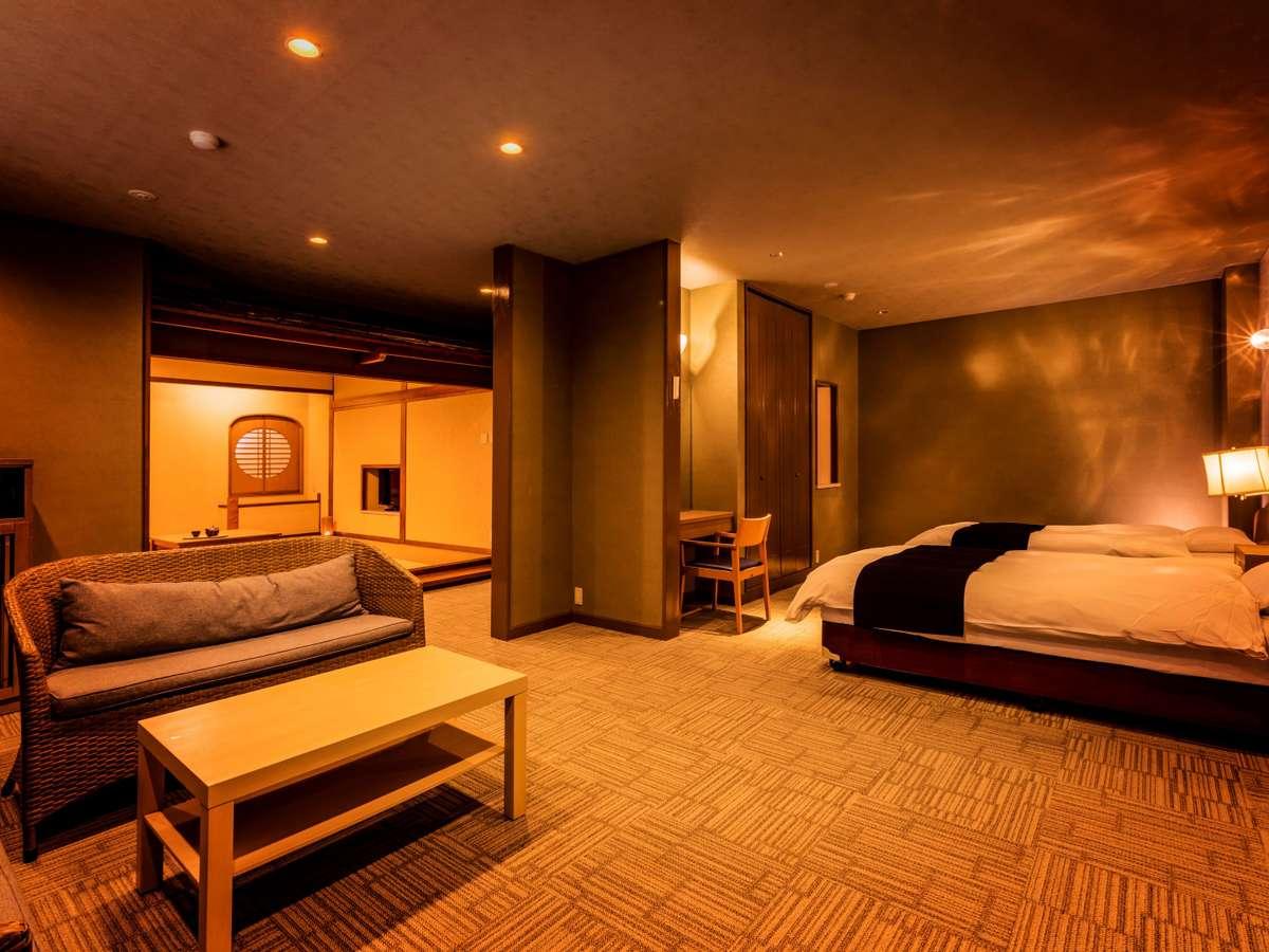プレミアム和洋室 ※客室の一例
