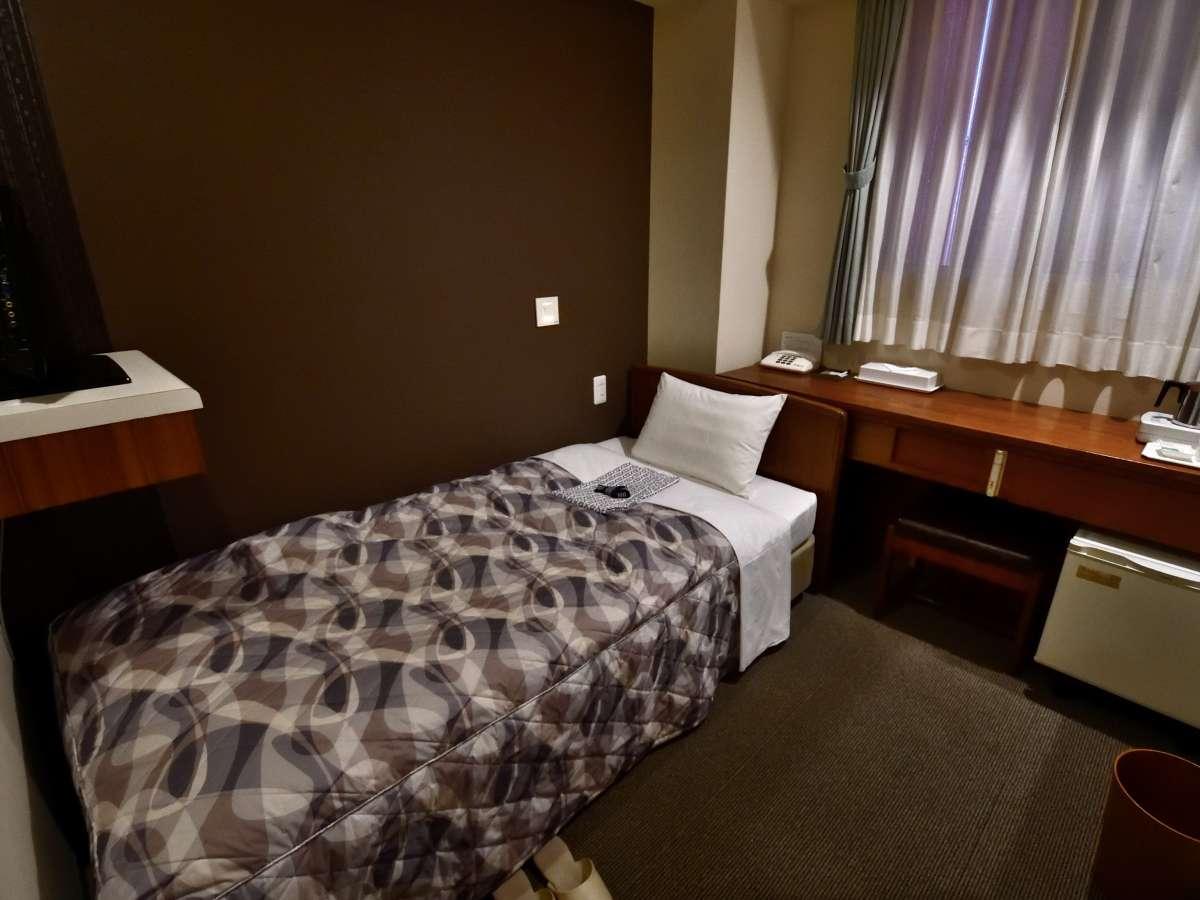 シングルベッドのお部屋