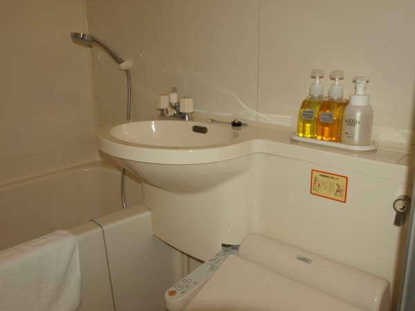 全室新品洗浄機付トイレ、ステンの大口型シャワー、ブランド品のハンド、ボディソープ、シャンプリンス