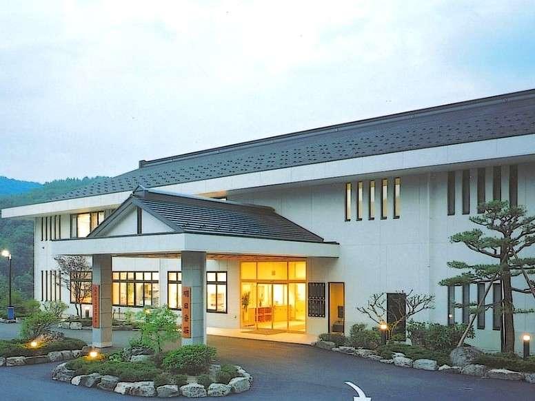 金太郎ゆかりの山里にひっそりと佇む明日香荘