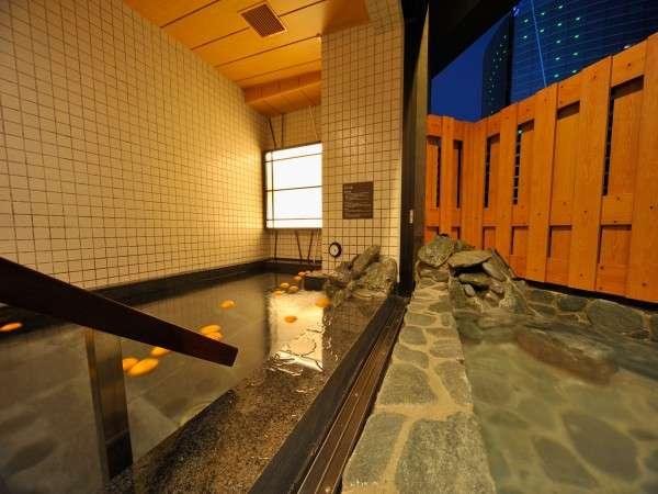 ◆大浴場内湯&外気浴(男性)
