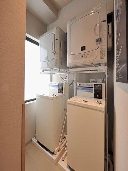 ◆ランドリーコーナー(12階大浴場脱衣所内)
