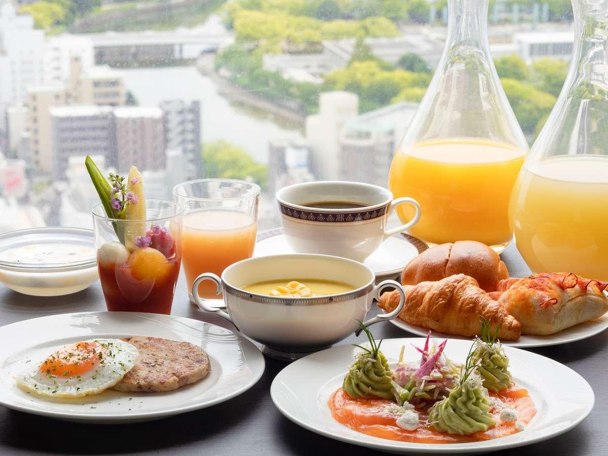 エグゼクティブフロア 特別朝食(2021.6~)