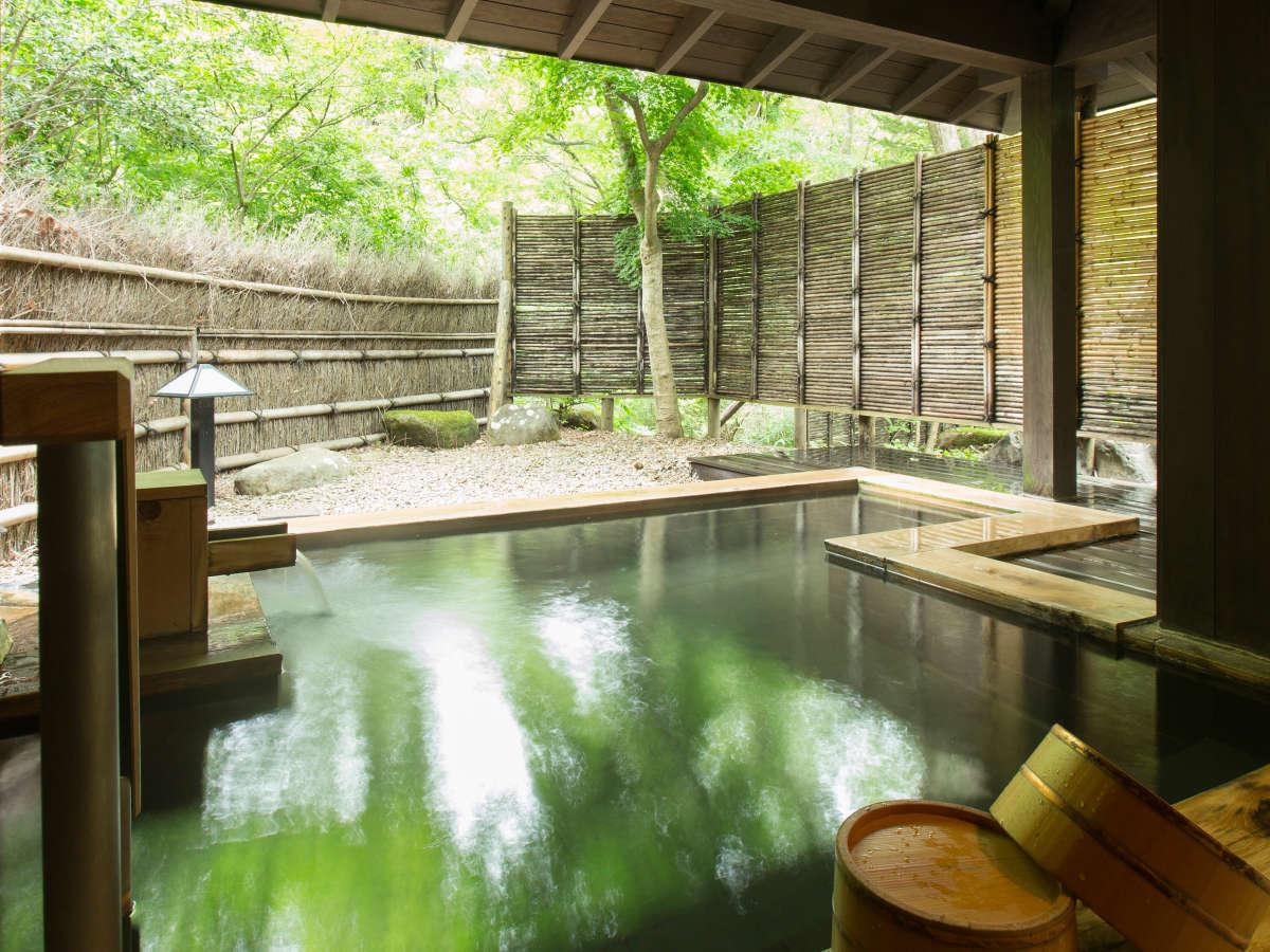 ■貸切露天風呂NO.1/チェックイン時の予約制無料
