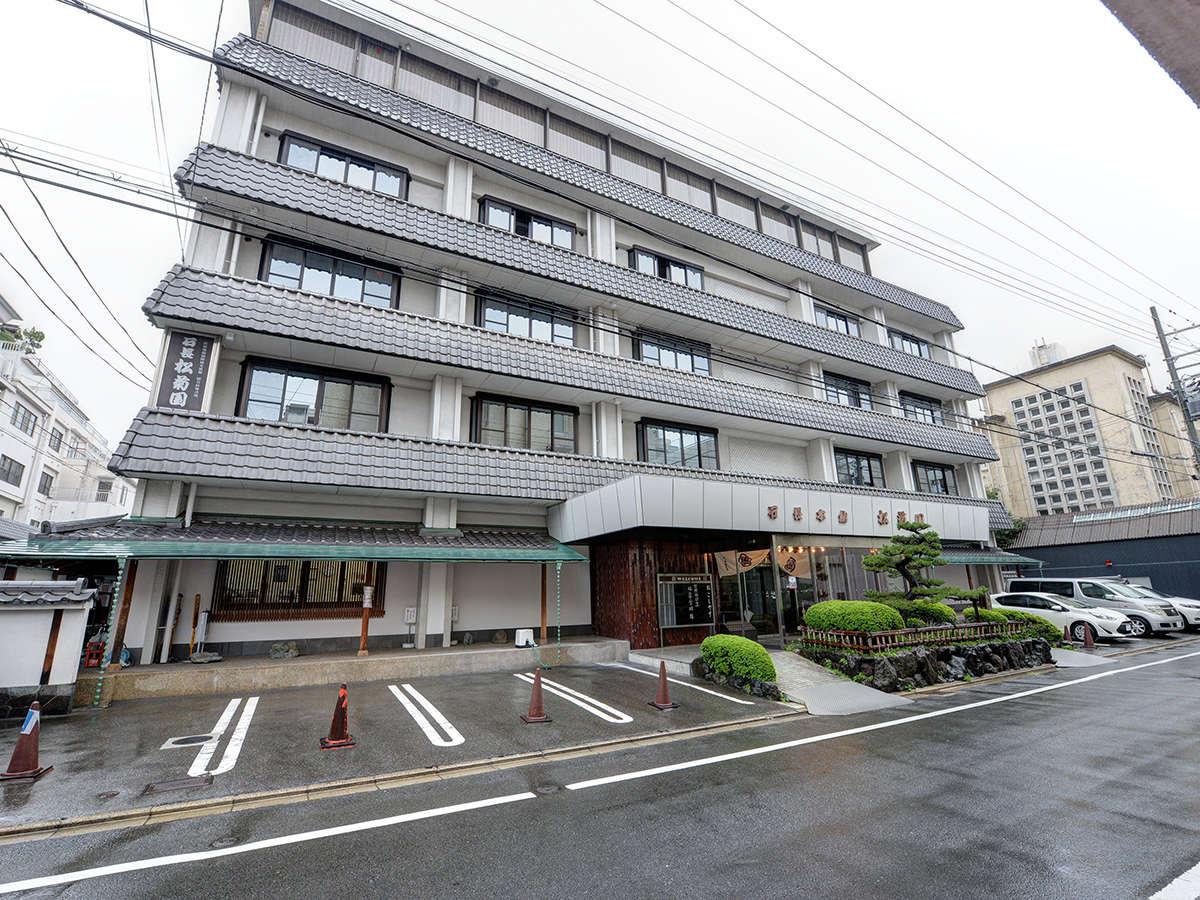 *【外観】バス・地下鉄・私鉄 3WAYアクセスの好立地!京都観光の拠点に最適です