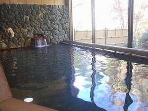 旅館の醍醐味、温泉大浴場。