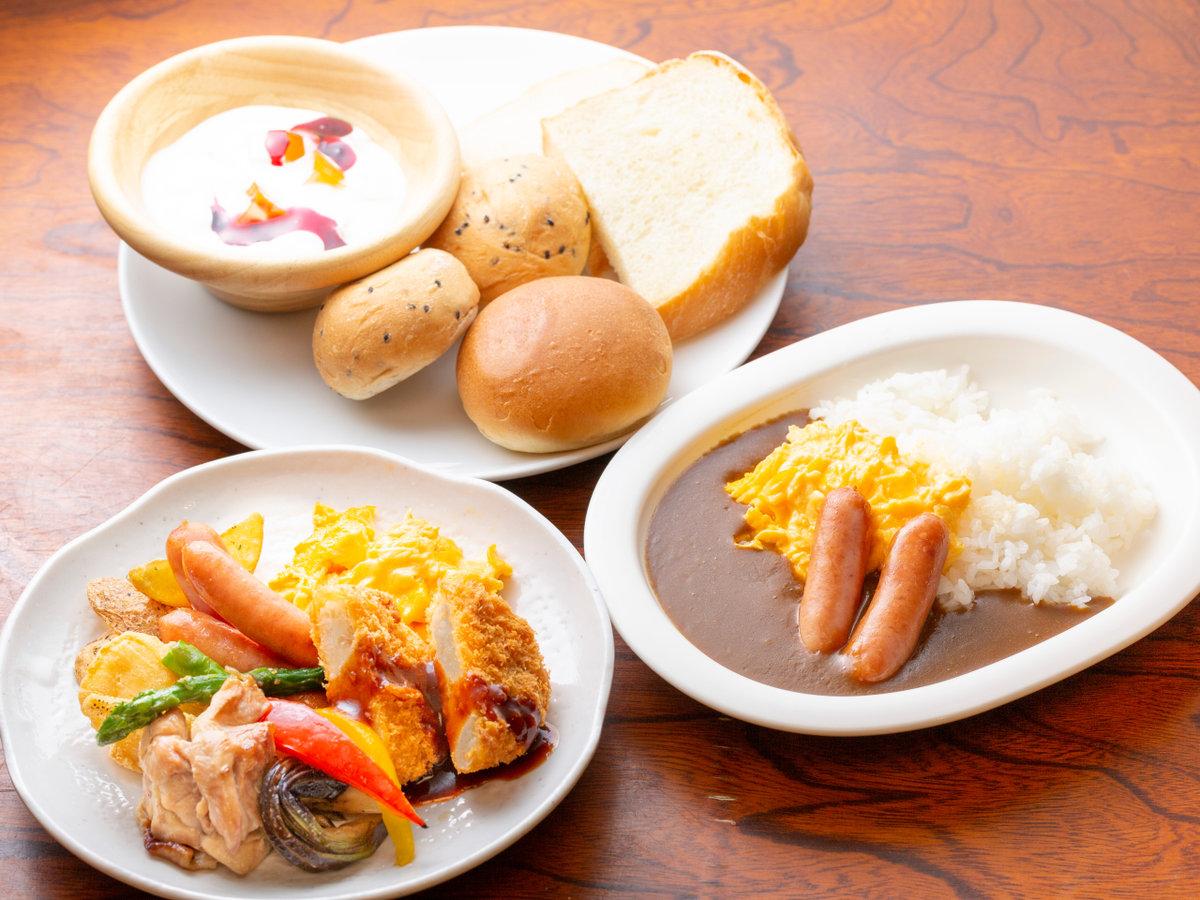 朝食「洋食例2」