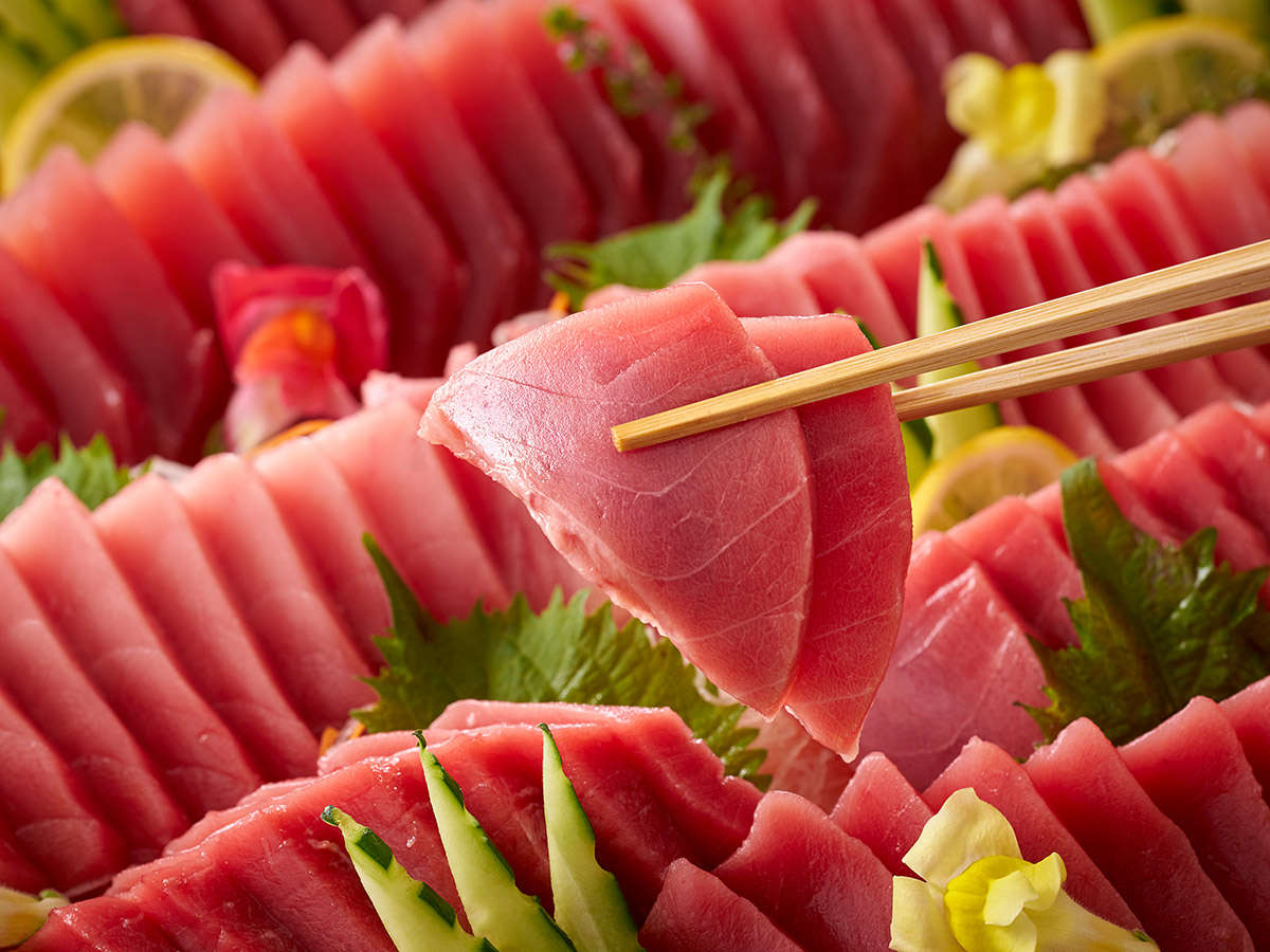 【6/1~7/21】夏の料理フェア お刺身 ※イメージ