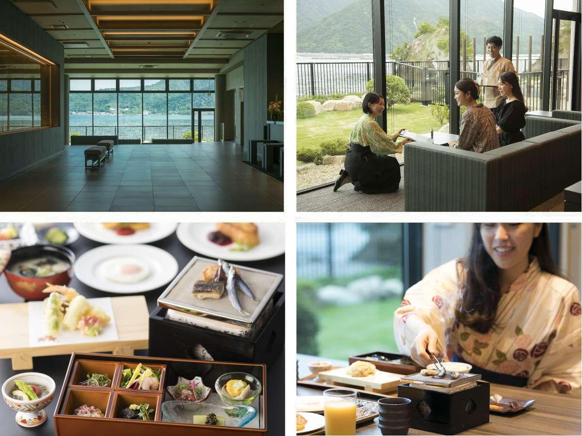 <2020年7月新規オープン>世界遺産「厳島神社」と弥山の壮大な眺めを一望できる和モダンなホテル