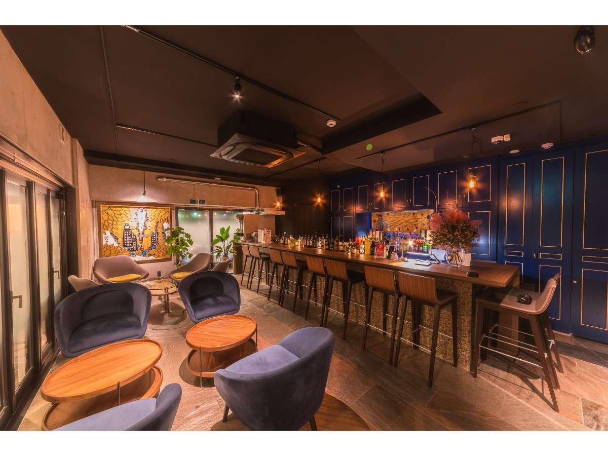 1F Cafe&Bar