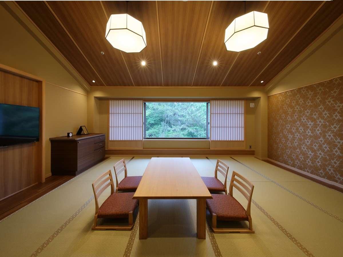タタミルームC/新館2階和室(15畳)