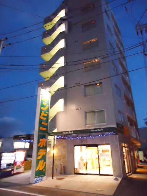 石巻駅から徒歩5分、繁華街やコンビニも近く、市内中心部に隣接しております。